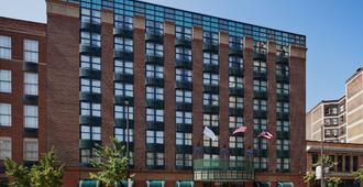 Hotel Cleveland Gateway - Cleveland - Edificio