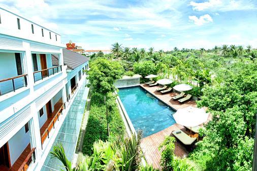 La Residence Blanc D'Angkor - Siem Reap - Κτίριο