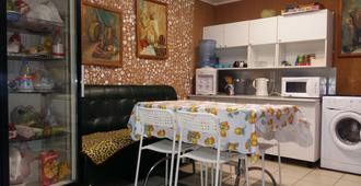 ABC Hostel - Cazã - Sala de jantar