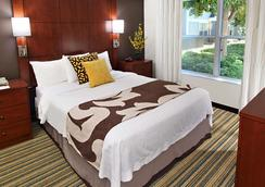 Residence Inn by Marriott Milpitas Silicon Valley - Milpitas - Phòng ngủ