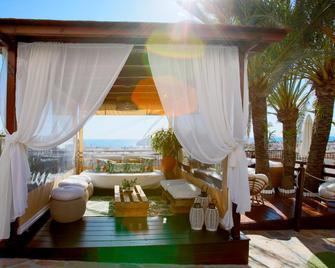 Hotel La Cumbre - Масаррон - Ресторан