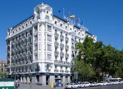 Hotel Mediodia - Madrid - Building