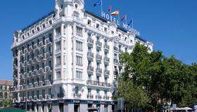 Hotel Mediodia - Madrid - Edificio