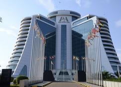 Pearl Of Africa Hotel - Kampala - Edificio