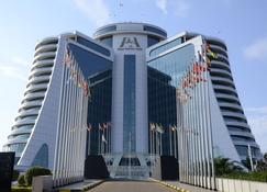 Pearl Of Africa Hotel - Kampala - Byggnad