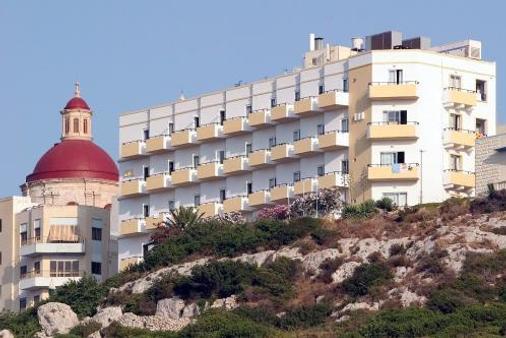Panorama Hotel - Mellieħa - Building