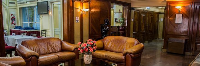 Hotel Lyon - Buenos Aires - Lobby