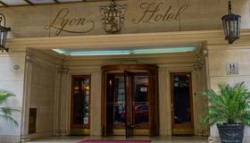 Hotel Lyon - Buenos Aires - Bâtiment