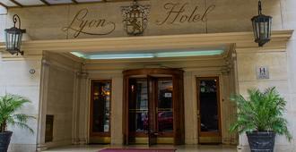 Hotel Lyon - Buenos Aires - Rakennus