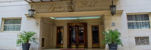 Hotel Lyon - Buenos Aires - Toà nhà