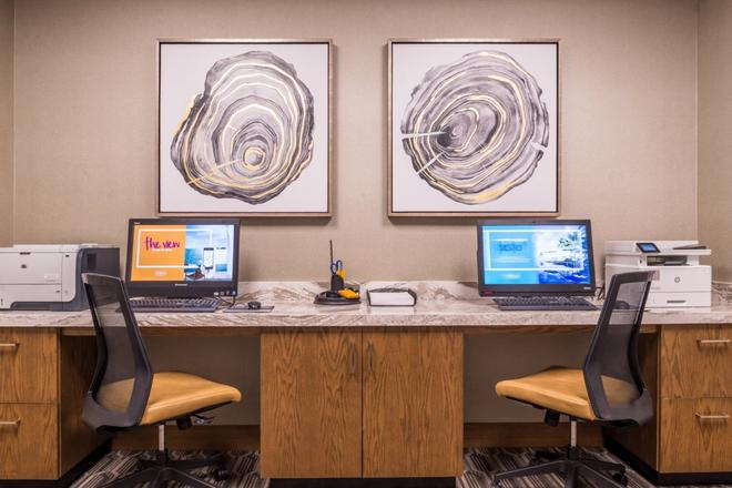 Hilton Garden Inn Salt Lake City Downtown - Σολτ Λέικ Σίτι - Aίθουσα συνεδριάσεων