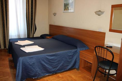 Hotel Seiler - Rome - Bedroom