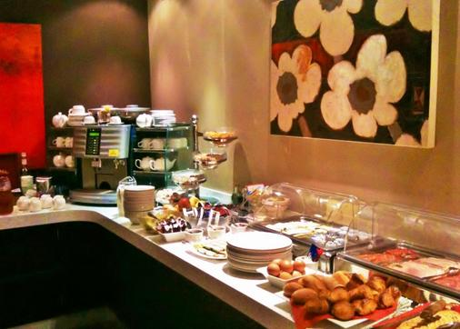 Mode - Lytham St. Annes - Φαγητό