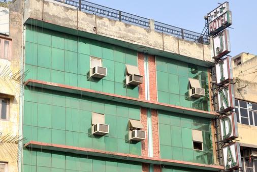 金達爾國際酒店 - 新德里 - 建築