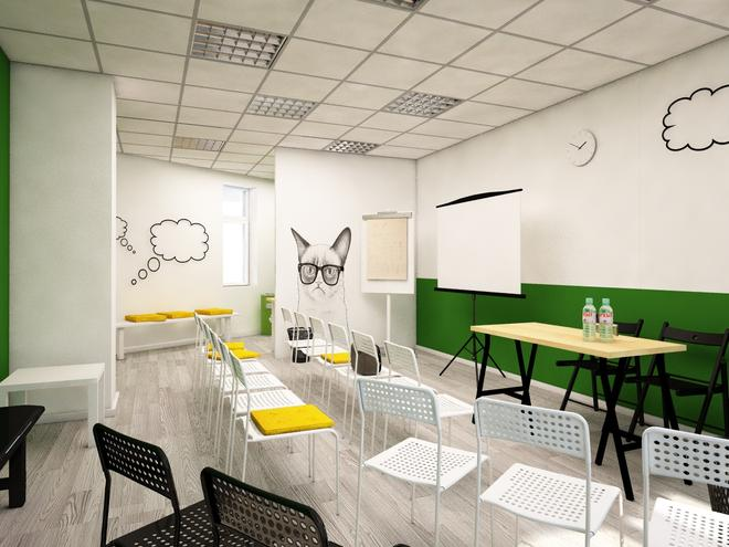 Maxi House Hostel - Rostov on Don - Meeting room