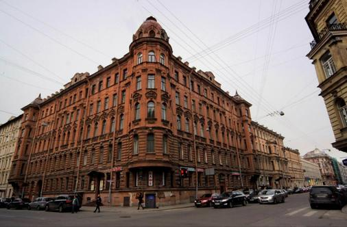 Dom Kumovicha - Saint Petersburg - Outdoor view