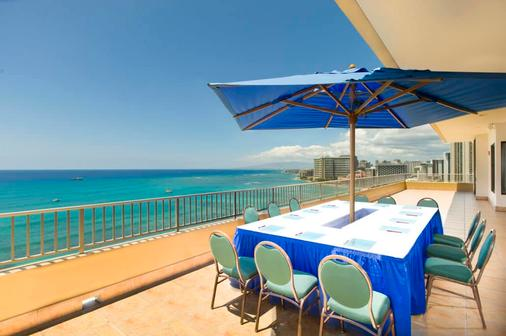 Aston Waikiki Beach Hotel - Honolulu - Banquet hall