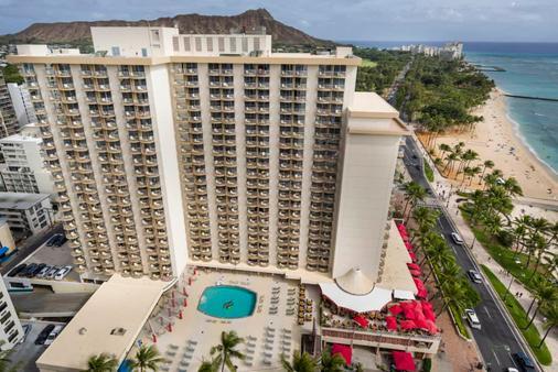 Aston Waikiki Beach Hotel - Honolulu - Building