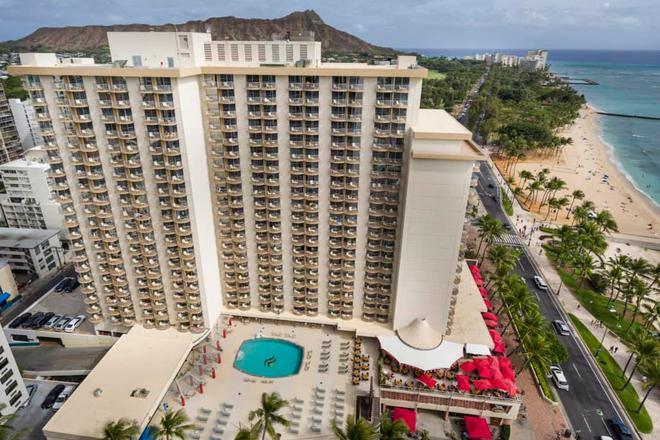 Aston Waikiki Beach Hotel - Honolulu - Rakennus