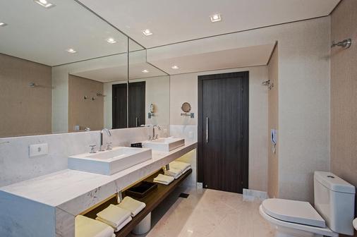 Slaviero Essential Curitiba Centro - Curitiba - Bathroom