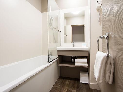 小歐洲酒店 - 里耳 - 里爾 - 浴室