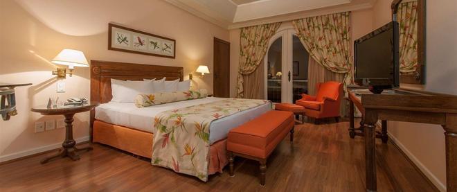 Hotel Tropical Manaus - Manaus - Makuuhuone