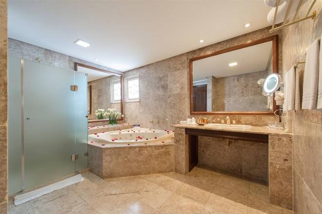 Hotel Tropical Manaus - Μανάους - Μπάνιο