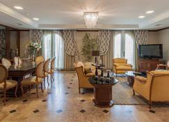 Tropical Manaus Ecoresort - Manaus - Lounge