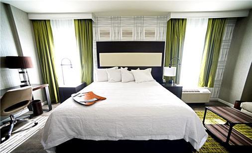 Hampton Inn & Suites, Washington D.C. - Navy Yard - Washington - Bedroom