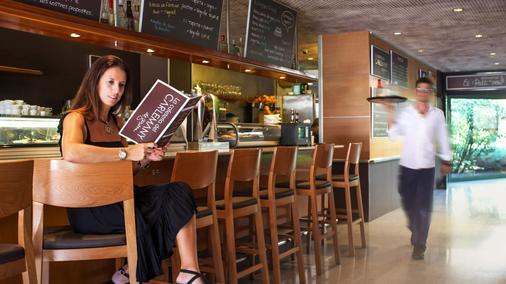 Hotel Carlemany Girona - Girona - Bar
