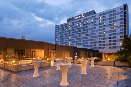 杜塞爾多夫希爾頓酒店 - 杜塞爾多夫 - 杜塞道夫 - 建築