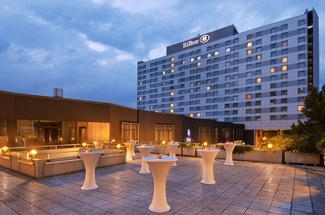 Hilton Düsseldorf - Düsseldorf - Rakennus