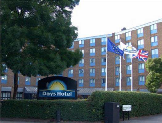 Days Hotel by Wyndham London-Waterloo - Lontoo - Rakennus