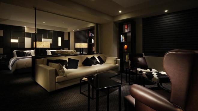 Hotel Il Palazzo - Фукуока - Гостиная