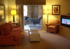 Desert Paradise Resort by Diamond Resorts - Las Vegas - Living room
