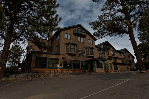 The Historic Crags Lodge By Diamond Resorts - Estes Park - Building