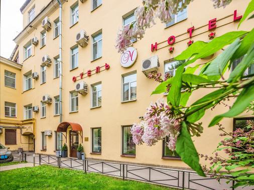 M-Hotel - São Petersburgo - Edifício