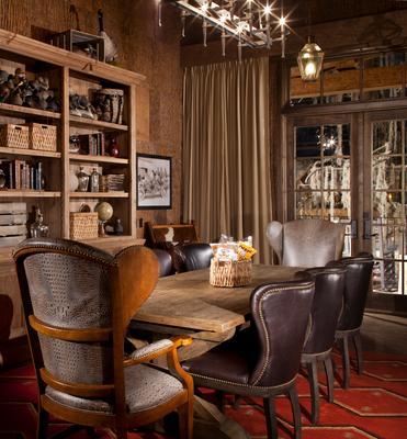 Big Cypress Lodge - Memphis - Dining room