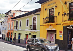 Rincón Familiar Hostel Boutique - Quito - Außenansicht