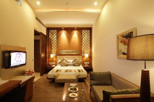 Oodles Hotel - New Delhi - Bedroom
