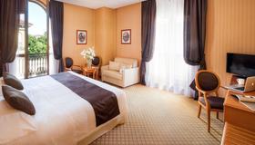 Concord Hotel - Turin - Bedroom