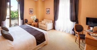 Concord Hotel - Turijn - Slaapkamer
