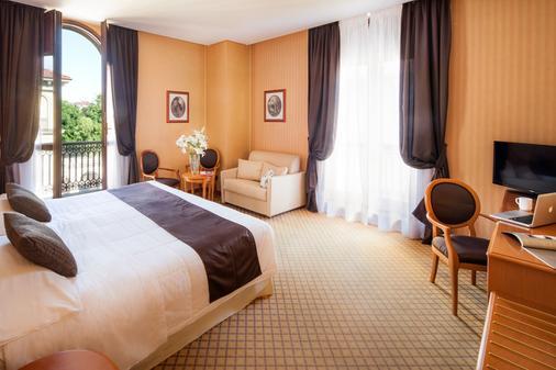 克德酒店 - 都靈市 - 杜林 - 臥室