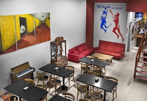 Milhouse Hostel Hipo - Buenos Aires - Bar