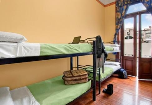 Milhouse Hostel Hipo - Buenos Aires - Phòng ngủ