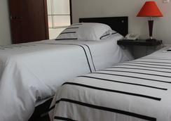 Hotel Real Estación - Bogotá - Phòng ngủ