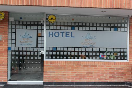 Hotel Real Estación - Bogotá - Toà nhà