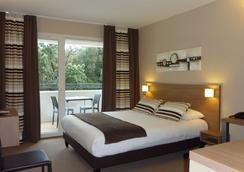 Forme-Hotel Montpellier Sud-Est - Parc Expositions - Arena - Mauguio - Bedroom