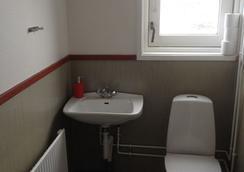 Vandrehuset 1-3 - Nuuk - Bathroom