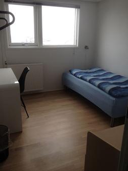Vandrehuset 1-3 - Nuuk - Bedroom